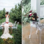 Natural, Modern Wedding Ideas ~ Design & Inspiration