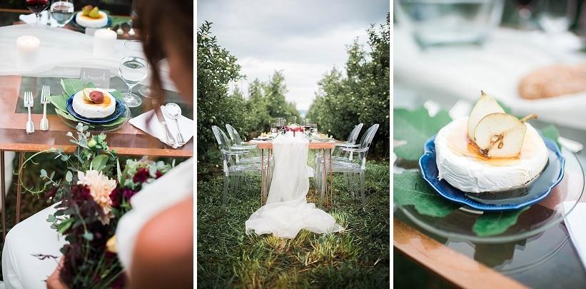 modern orchard wedding ideas design decorations (6)