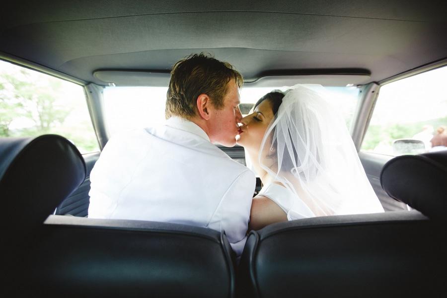1950s drive in wedding in Virginia (3)