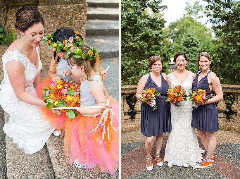 alternative rad DIY Washington DC wedding Josephine Butler Parks Center (15)