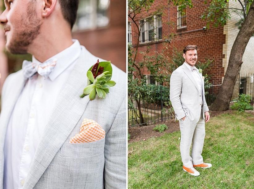 alternative rad DIY Washington DC wedding Josephine Butler Parks Center (24)