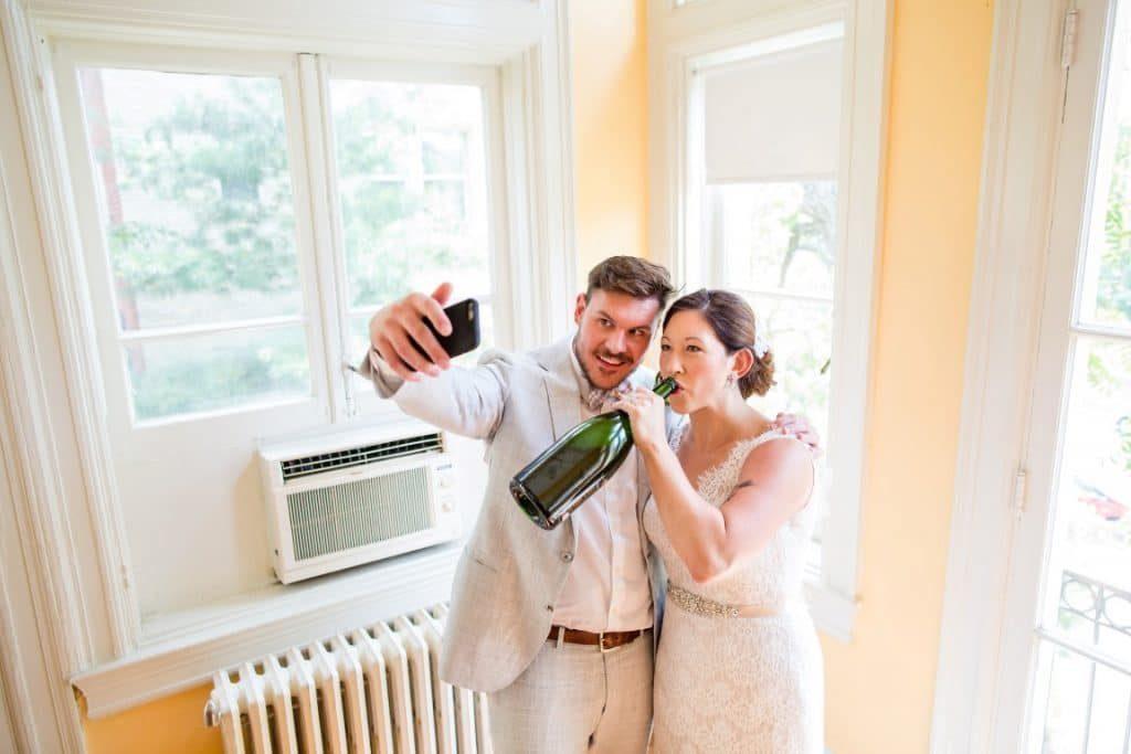alternative rad DIY Washington DC wedding Josephine Butler Parks Center (29)