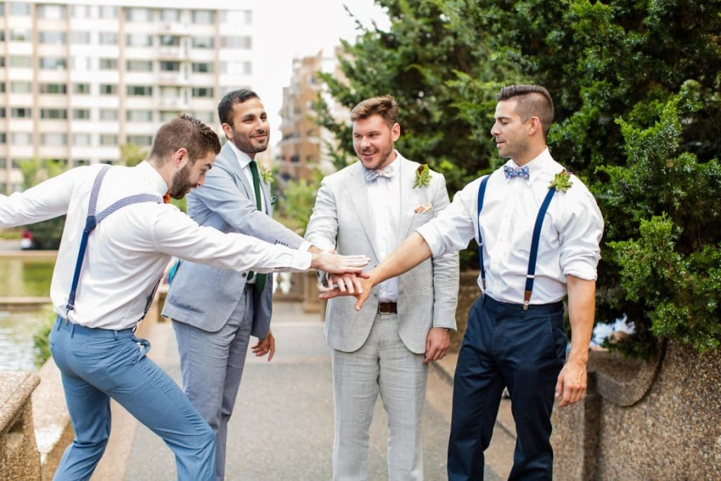alternative rad DIY Washington DC wedding Josephine Butler Parks Center (36)