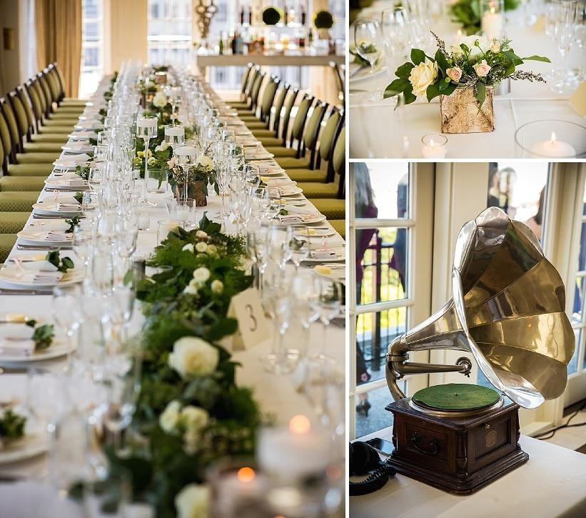 romantic vintage washington dc wedding hay adams (6)