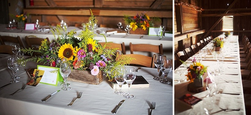 Diy Maryland Barn Wedding Rocklands Farms 11