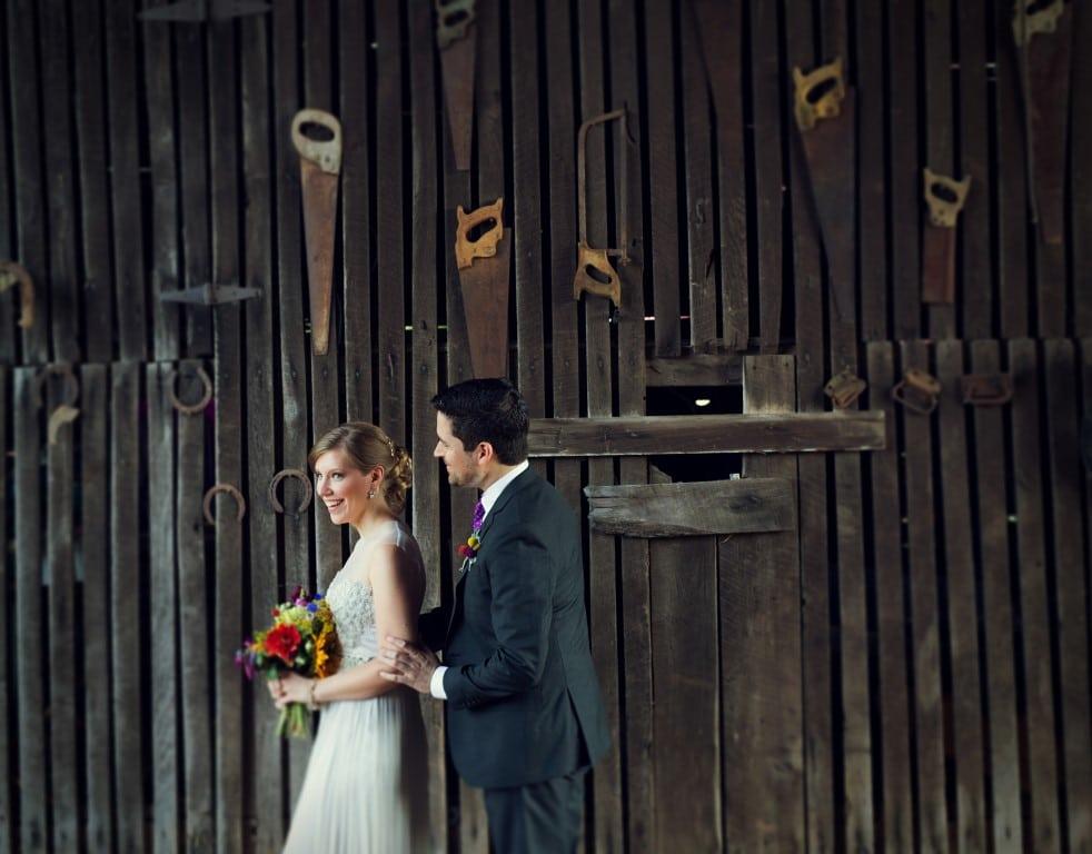 DIY Maryland Barn Wedding Rocklands Farms (17)
