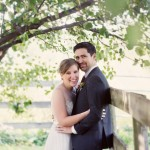 Laurie & Ryan's DIY Maryland Barn Wedding at Rocklands Farm