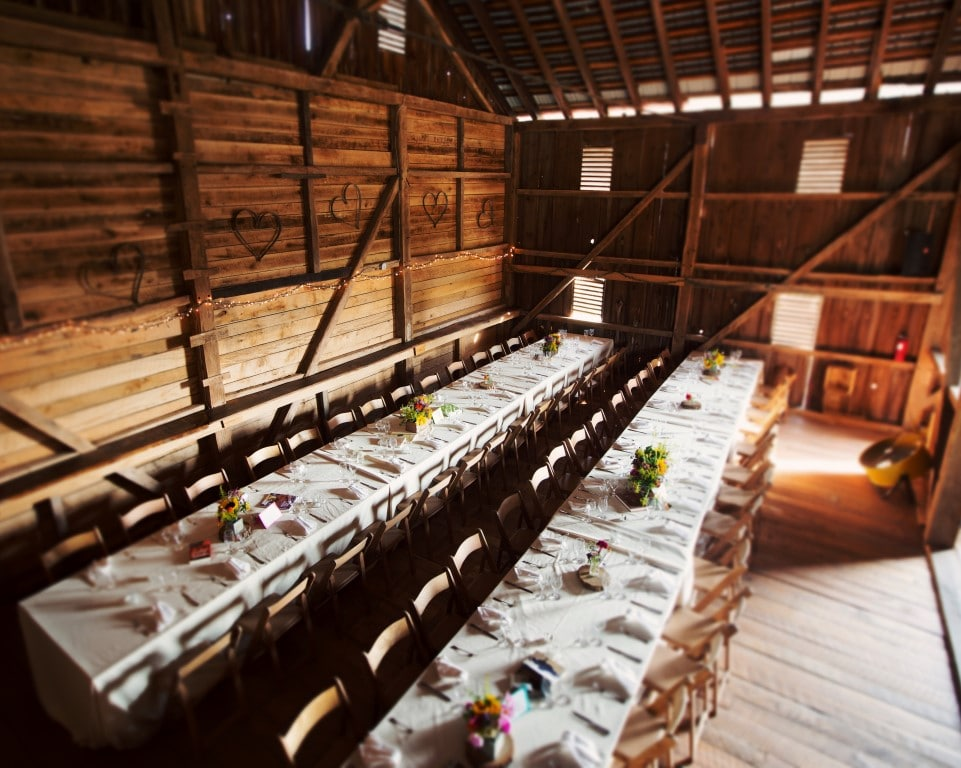 DIY Maryland Barn Wedding Rocklands Farms (20)
