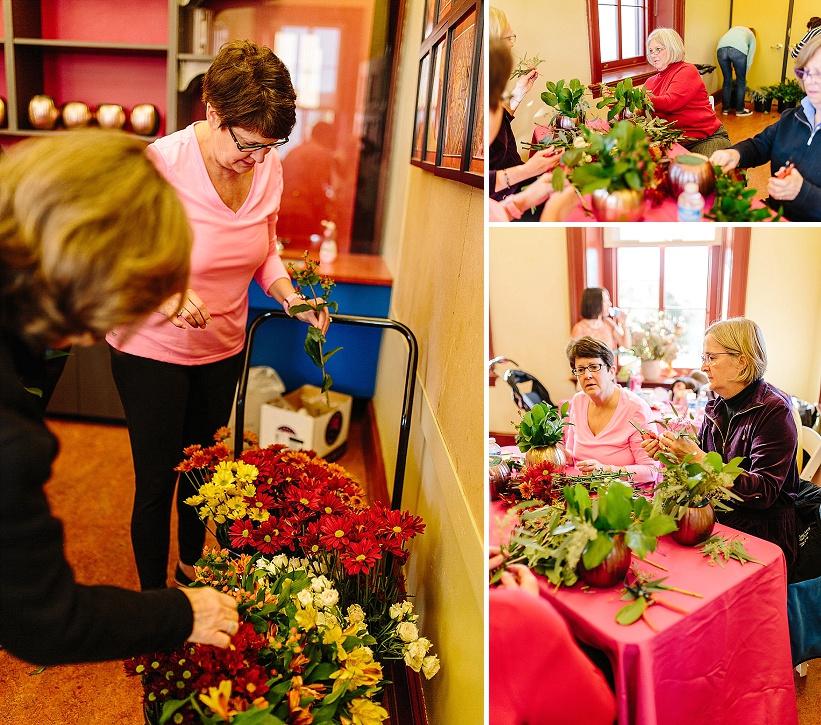 DIY flower arrangement workshops DC (7)