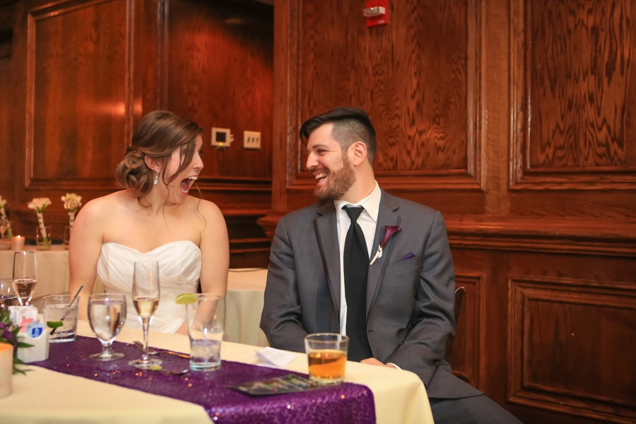 modern washington dc restaurant wedding pictures purple (25)