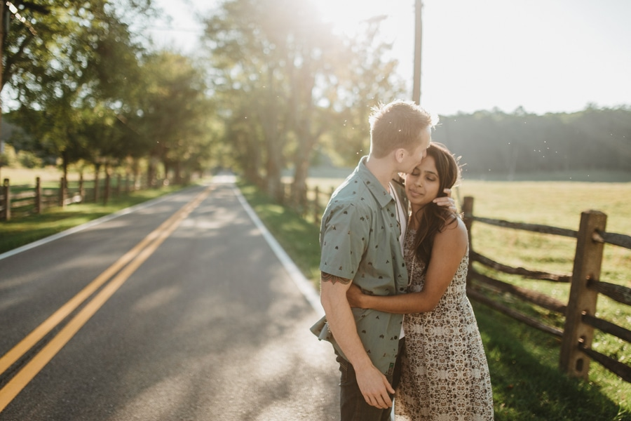 alternative maryland hiking sugarloaf mountain engagement pictures (2)