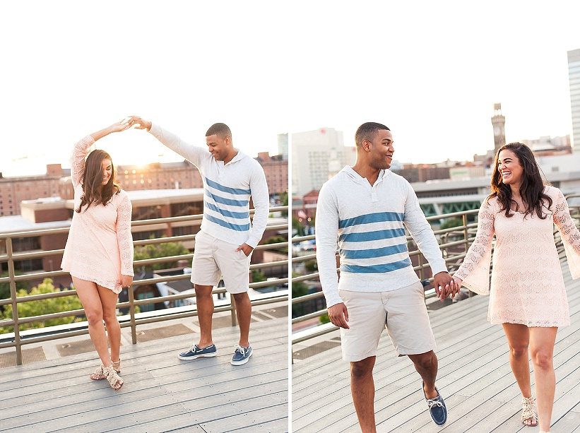 baltimore rooftop engagements pictures (2)