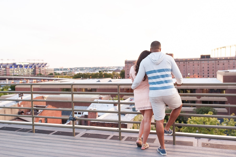 baltimore rooftop engagements pictures (8)