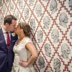 Kim & Greg's Patriotic, Red White & Blue DC Wedding at Hotel Monaco