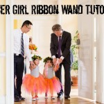DIY Tutorial: How to Make DIY Ribbon Wands for Flower Girls