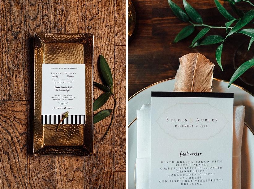 marvin gaye black gold art deco wedding design inspiration pictures ideas (2)