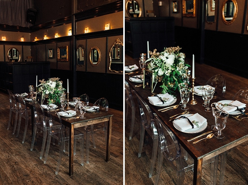 marvin gaye black gold art deco wedding design inspiration pictures ideas (5)