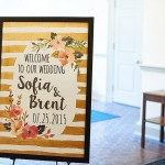 Sofia & Brent's Maryland Themed Wedding at the Music Center at Strathmore