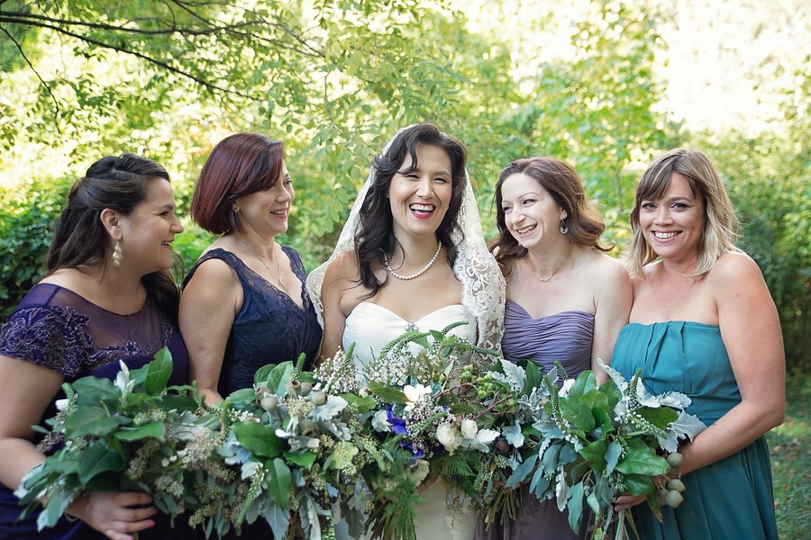 vegan organic flower succulent maryland wedding (4)