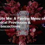 Valentine's Weekend Event: DC Pairing Menu from Local Eats & Drinks