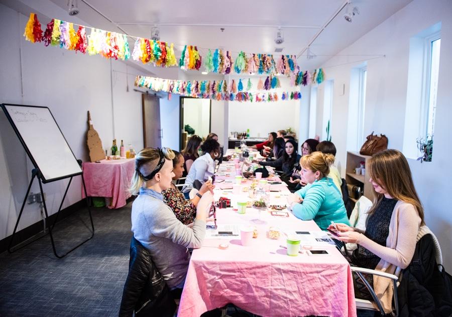 DIY small business wedding workshops DC MD VA (5)