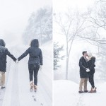 Uzair & Kaire's Blizzard Anniversary Pictures and Marriage Reflection