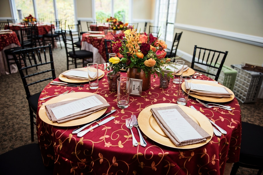 multicultural indian american virginia winery wedding fall themed winery at fine creek (15)