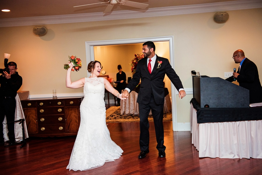 multicultural indian american virginia winery wedding fall themed winery at fine creek (22)