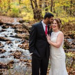 Jay & Samantha's Fall Themed, Etsy Wedding at The Mill at Fine Creek