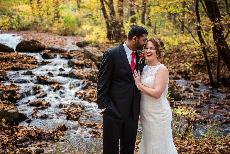multicultural indian american virginia winery wedding fall themed winery at fine creek (31)