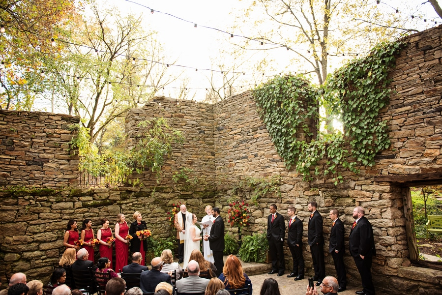 multicultural indian american virginia winery wedding fall themed winery at fine creek (4)