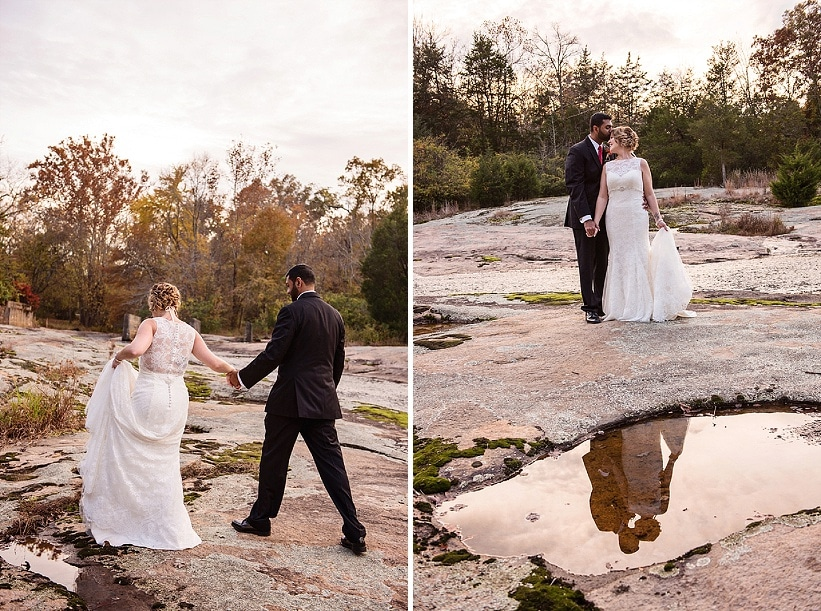 multicultural indian american virginia winery wedding fall themed winery at fine creek (8)