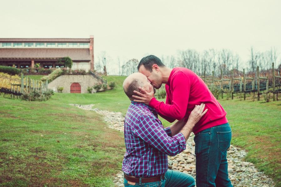 surprise virginia winery proposal same sex (4)