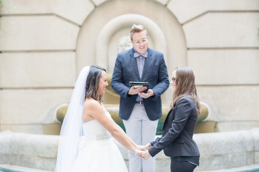 intimate DC elopement romantic purple wedding details decorations (14)