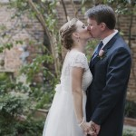 Meghan & Richard's Intimate, Laid-Back DC Wedding at the Arts Club of Washington