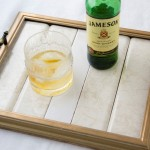 Bride to Be Guest Blog: DIY Serving Tray Tutorial Using Frames