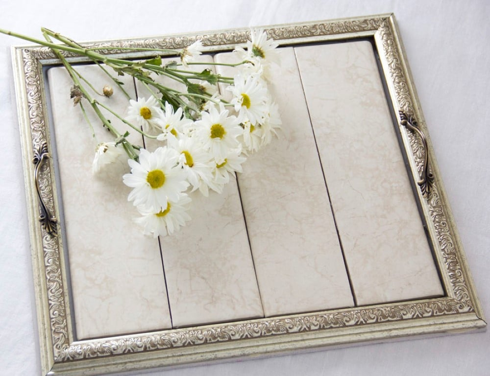 DIY wood frame serving tray tutorial (26)