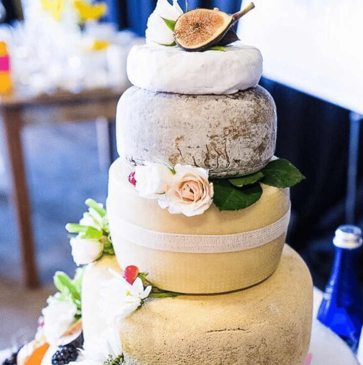 a chic affair 2015 cake