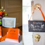 How to Make Your Own DIY Chalkboard Wedding Signs
