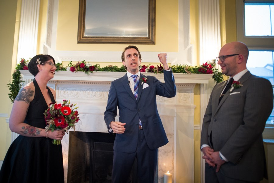 dc themed rad alternative washington dc wedding josephine butler parks center (1)