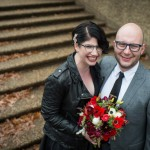 Megan & Alan's Rad, DC-Themed Wedding at Josephine Butler Parks Center