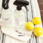 DIY Tutorial: Make Your Own DIY Household Cleaning Sprays