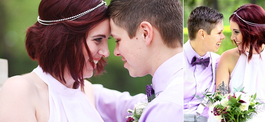omni shore hotel modern same sex elopement dc wedding6