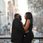 Tashana & Howard's Super Chic Maryland Engagement Pictures
