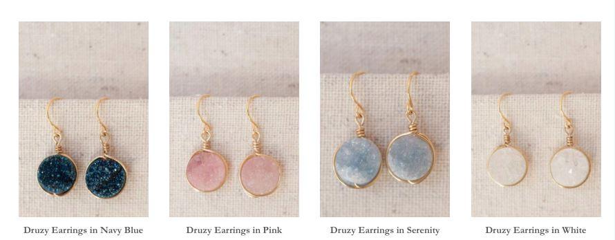 diy earrings jewelry class workshop dc