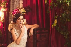 dramatic edgy wedding bride inspiration pictures (11)