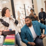 Leslie & Noah's SURPRISE Proposal at Nordstrom in Pentagon City, Virginia