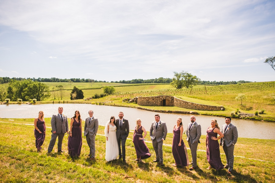 romantic virginia winery wedding (1)