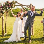 Helena & Stephen's Romantic, Virginia Winery Wedding at Stone Tower Winery
