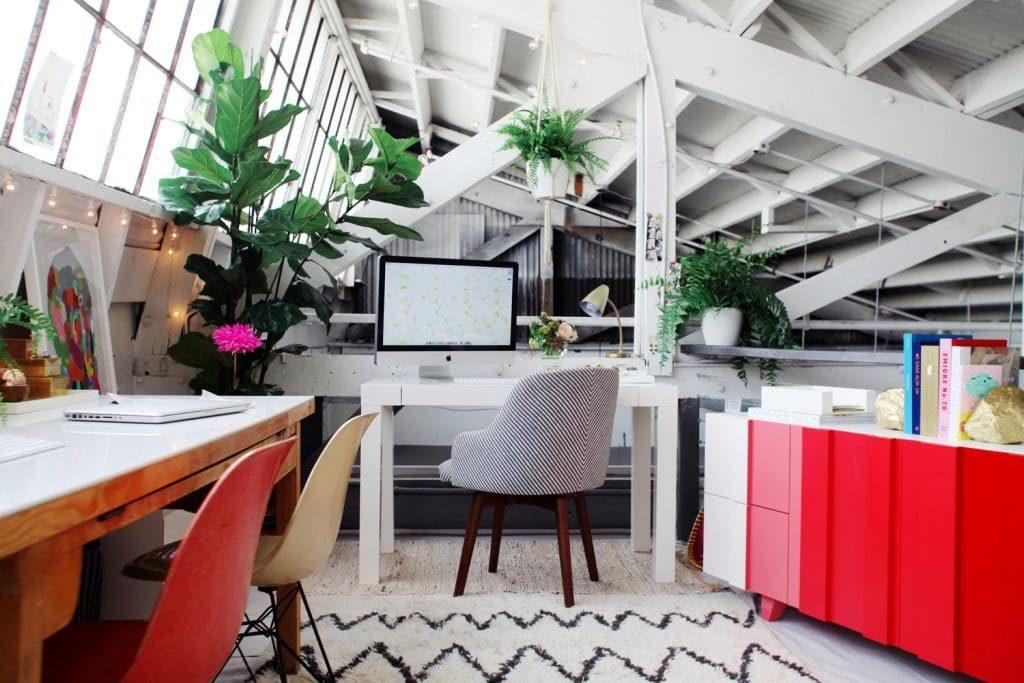 the business studio